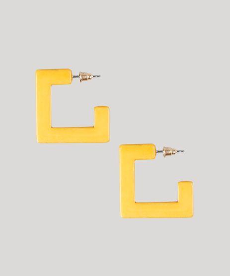 316788b42 Brinco-Feminino-Geometrico-Amarelo-9261699-Amarelo 1