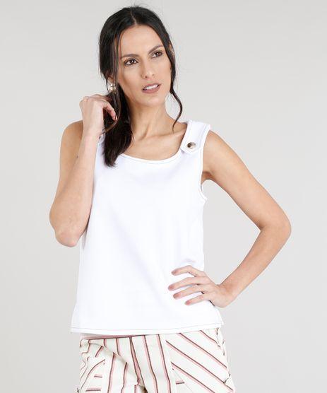 Regata-Feminina-com-Botoes-Decote-Redondo-Branca-9319874-Branco_1