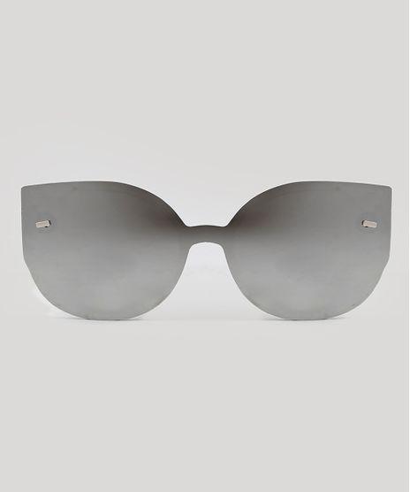 Oculos-de-Sol-Redondo-Feminino-Oneself-Branco-9395274-Branco_1