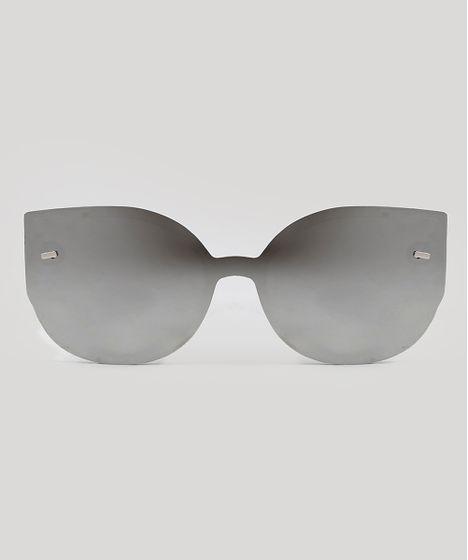 f598470d9db62 Oculos-de-Sol-Redondo-Feminino-Oneself-Branco-9395274- ...