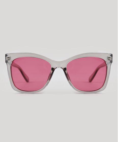 Oculos-de-Sol-Quadrado-Feminino-Oneself-Cinza-Claro-9395340-Cinza_Claro_1