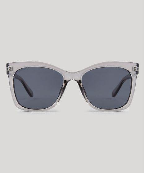 Oculos-de-Sol-Quadrado-Feminino-Oneself-Cinza-Claro-9395277-Cinza_Claro_1