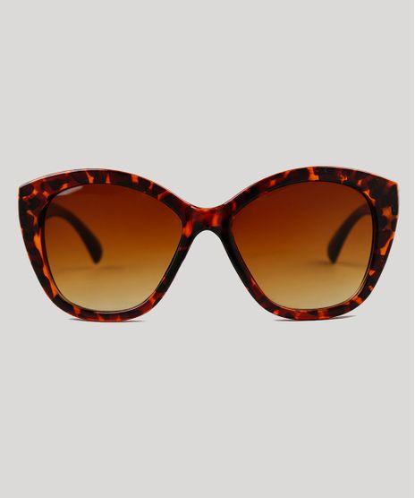Oculos-de-Sol-Quadrado-Feminino-Oneself-Tartaruga-9395325-Tartaruga_1