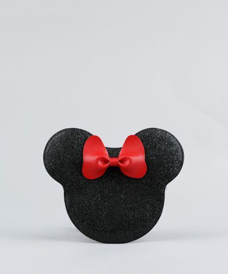 Bolsa-Infantil-Minnie-com-Brilho-e-Laco-Preta-9288630-Preto_1