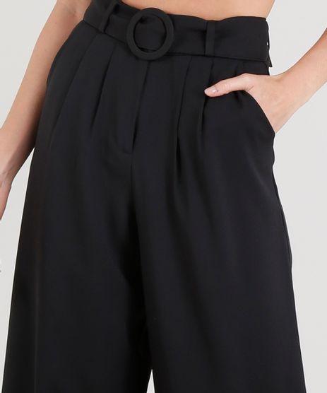 Calca-Pantalona-Feminina-com-Cinto-Preta-9395462-Preto_2