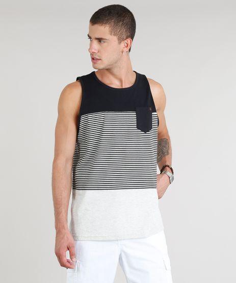 Moda Masculina - Camisetas C A M Regata Suncoast – cea fe650cc6c7e