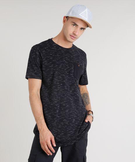 Camiseta-Masculina-Mescla-com-Bolso-Manga-Curta-Gola-Careca-Preta-9307569-Preto_1