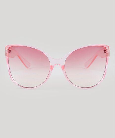 Oculos-de-Sol-Gatinho-Feminino-Oneself-Rosa-9351182-Rosa_1