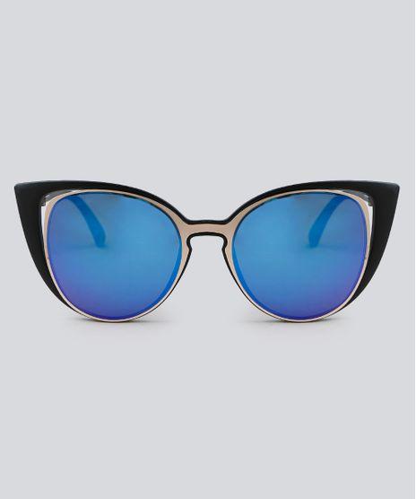 Oculos-de-Sol-Gatinho-Feminino-Oneself-Preto-9392449-Preto_1