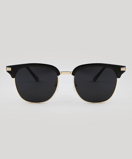 Dourado em Moda Feminina - Acessórios - Óculos de R 30,00 até R 59 ... 84a19f0e17