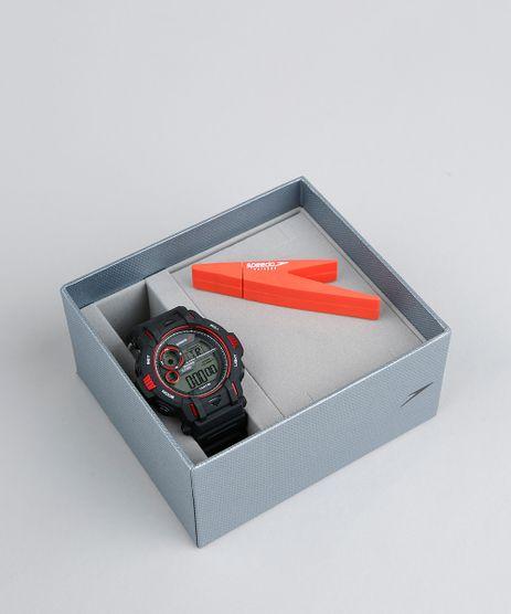 Kit-de-Relogio-Digital-Speedo-Masculino---Pen-Drive---11010G0EVNP1KA-Preto-9376963-Preto_1