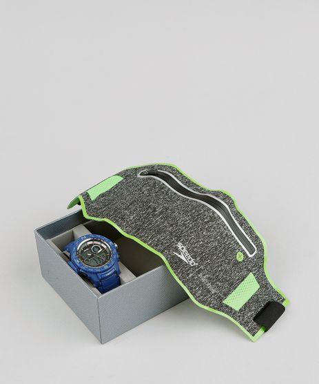 Kit-de-Relogio-Digital-Speedo-Masculino---Porta-Objetos---81186G0EVNP1K-Azul-9376934-Azul_1