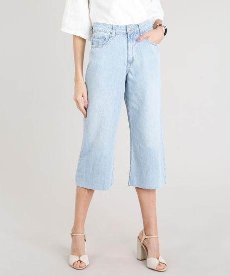 Calca-Jeans-Feminina-Pantacourt-Azul-Claro-9346403-Azul_Claro_1