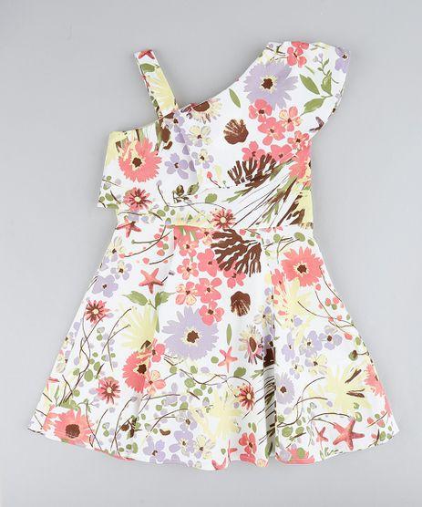 Vestido-Infantil-Evase-Um-Ombro-So-Estampado-Floral-com-Babado-Branco-9207228-Branco_1