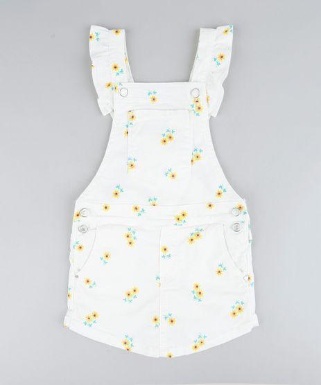 Jardineira-de-Sarja-Infantil-Estampada-Floral-Com-babado-na-Alca-Off-White-9285703-Off_White_1
