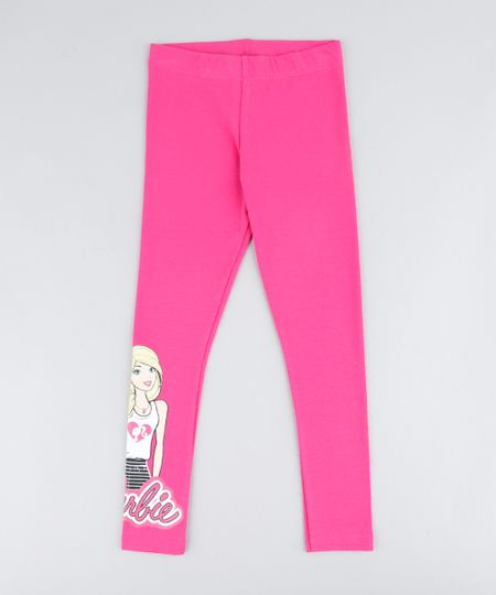 Calca-Legging-Infantil-Barbie-Pink-9148182-Pink_1