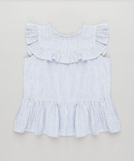 Regata-Infantil-Listrada-com-Babado-Decote-Redondo-Off-White-9174600-Off_White_1