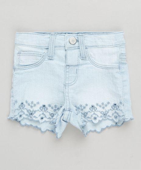 Short-Jeans-Infantil-com-Bordado-na-Barra-Azul-Claro-9333134-Azul_Claro_1