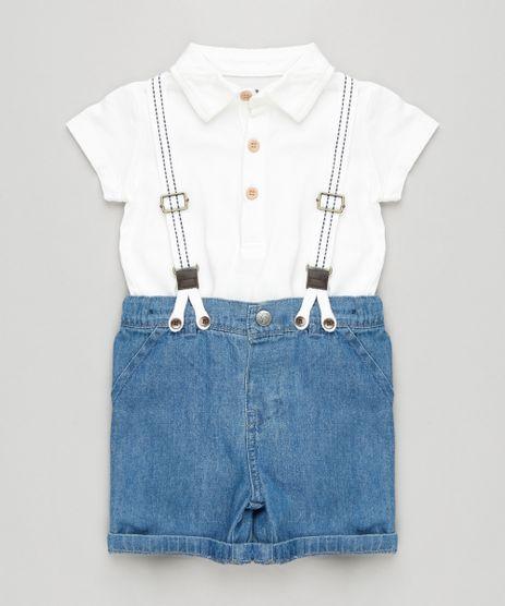 Conjunto-de-Body-Polo-Manga-Curta-Off-White---Bermuda-Jeans-com-Suspensorio-Azul-Medio-9131564-Azul_Medio_1
