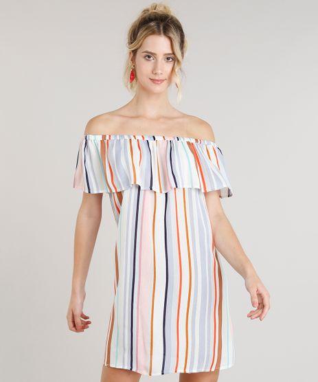 Vestido-Feminino-Curto-Ciganinha-Listrado-Off-White-9252487-Off_White_1