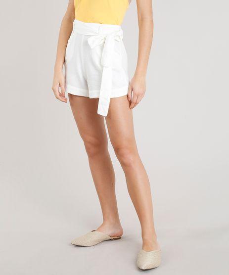 Short-Feminino-em-Linho-com-Faixa-para-Amarracao-Off-White-9184131-Off_White_1