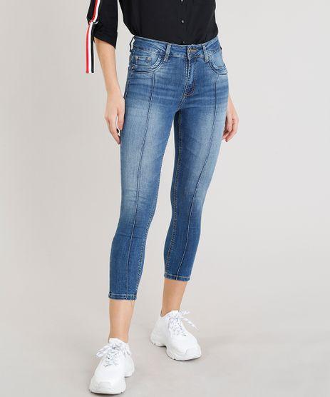 Calca-Jeans-Feminina-Sawary-Cropped-Azul-Medio-9368333-Azul_Medio_1
