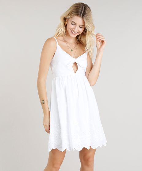 Vestido-Feminino-Curto-Evase-com-Bordado-Alcas-Finas-Decote-V-Branco-9252481-Branco_1