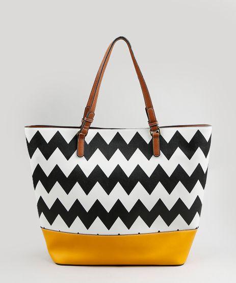 Bolsa-Feminina-Shopper-Missoni-Estampada-Chevron-Amarela-9250136-Amarelo_1