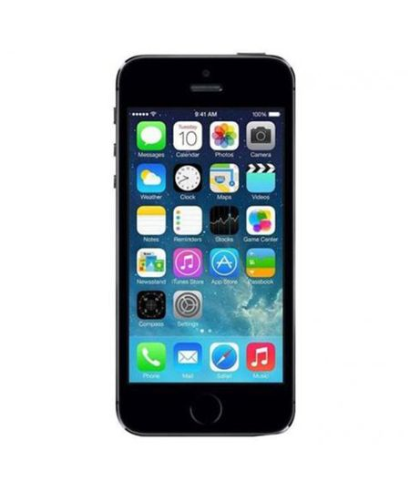 Smartphone Iphone Apple 5S 4 ´ 16GB 4G Câmera 8MP Wifi iOS 7 Safari ClaroNova camera iSight de 8MP:, grava video em alta definiçãoTouch ID: Sensor de identidade por impressão digitaleConexão sem fio UltrarrápidaGarantia de 12 meses do Fabricante - CO