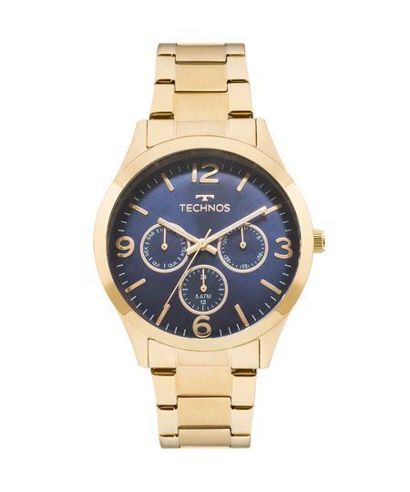 Relógio Technos Feminino Elegance Dress Dourado - 6P29AJH 4A - cea 170f9dbc3f