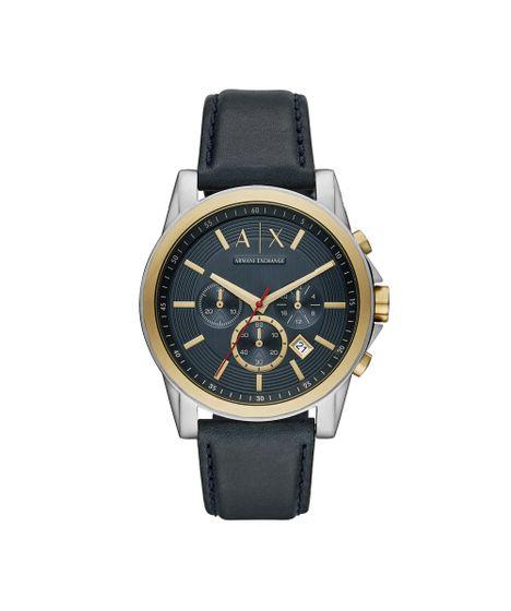 87d65c7d51b Relógio Armani Exchange Masculino Classic Outerbanks Preto - AX2515 0CN -  cea