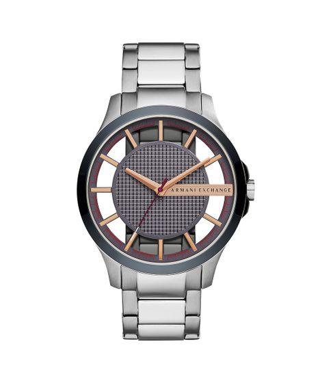 0ca219e0c06 Relógio Armani Exchange Masculino Hampton Prata - AX2405 1KN - cea
