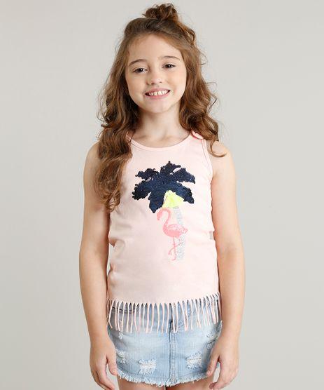 Regata-Infantil-Coqueiro-com-Paete-Dupla-Face-e-Franjas-Decote-Redondo-Rose-9254085-Rose_1