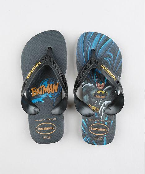 Chinelo-Infantil-Havaianas-Batman-Preto-9293449-Preto 1 ... 3c2ff712ee4