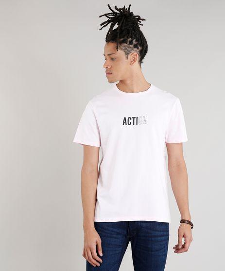 Camiseta-Masculina-C2C--Action--Manga-Curta-Gola-Careca-Rosa-Claro-9267334-Rosa_Claro_1