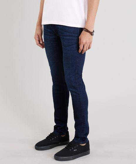 Calca-Jeans-Masculina-Slim-C2C-Azul-Escuro-9241638-Azul_Escuro_1
