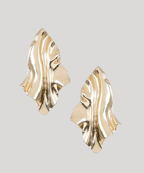 Brinco-Feminino-Mindset-Texturizado-Dourado-9382129-Dourado_1
