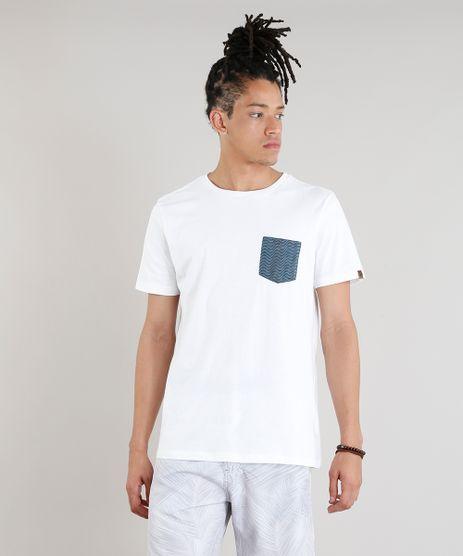 Camiseta-Masculina-com-Bolso-Estampado-Manga-Curta-Gola-Careca-Off-White-9316705-Off_White_1