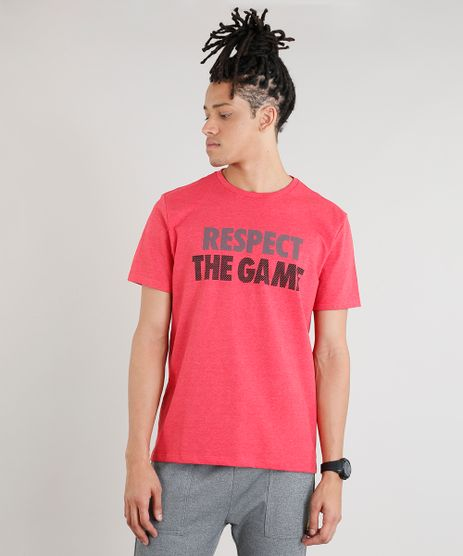 Camiseta-Masculina-Esportiva-Ace--Respect-the-Game--Manga-Curta-Gola-Careca-Vermelha-9303954-Vermelho_1