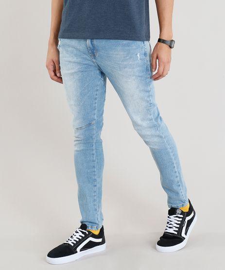 Calca-Jeans-Masculina-Carrot-Azul-Claro-9305828-Azul_Claro_1