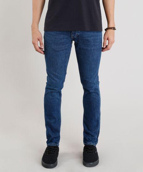 Calca-Jeans-Masculina-Slim-C2C-Azul-Escuro-9241697-Azul_Escuro_1
