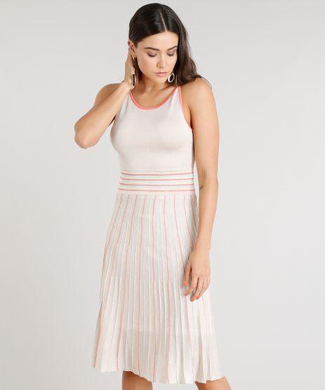 Vestido-Feminino-Midi-Missoni-em-Trico-com-Listras-Bege-9042943-Bege_1