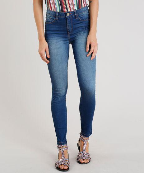 Calca-Jeans-Feminina-Super-Skinny-Missoni-Cintura-Alta-Azul-Escuro-9338451-Azul_Escuro_1
