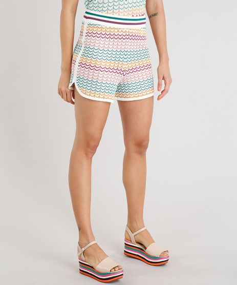 Short-Feminino-Missoni-Running-em-Trico-Estampado-Chevron-Off-White-9042912-Off_White_1