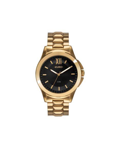 Relógio Euro Feminino Spike Fever Power Dourado EU2036YMV 4P - cea 8d940cd27b