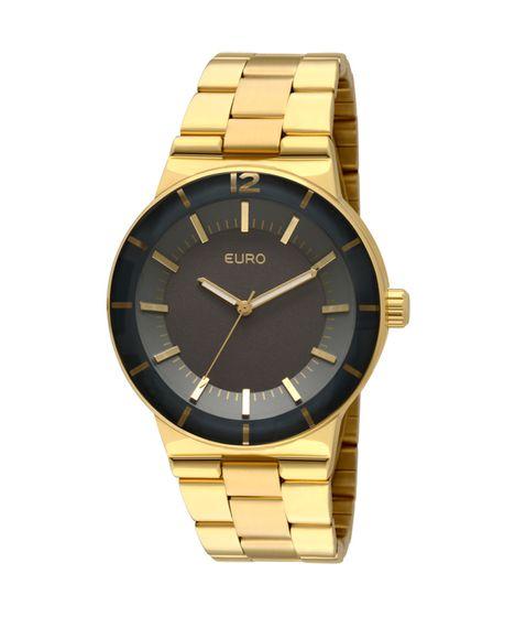 9f3a85a896c Relógio Euro Feminino Elva EU2036AIZ 4C - Dourada - cea