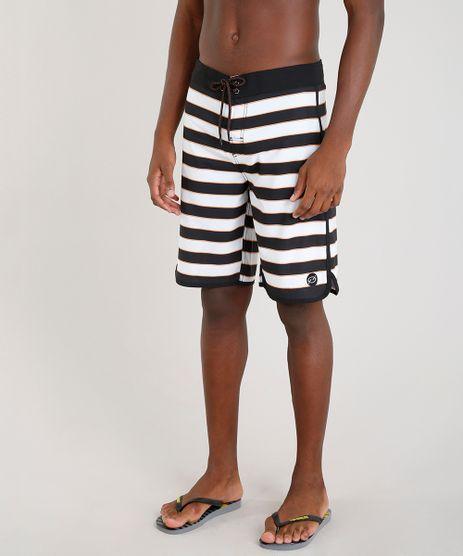 Bermuda-Surf-Masculina-Blueman-Estampada-Listrada-Preta-9255166-Preto_1