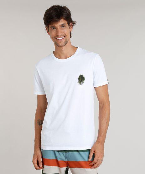 Camiseta-Masculina-Agua-de-Coco-com-Estampa-Palmeira-Manga-Curta-Gola-Careca-Branca-9282777-Branco_1