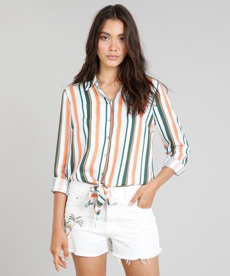 Camisa-Feminina-Cia--Maritima-Listrada-com-Amarracao-Manga-Longa-Off-White-9274375-Off_White_1