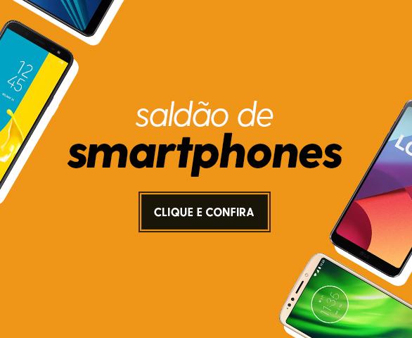 Banner Carrossel - Saldão de Smartphones